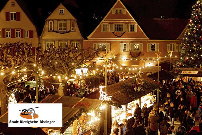 Weihnachtsmarkt Bietigheim-Bissingen: Spendenaktion zu Weihnachten