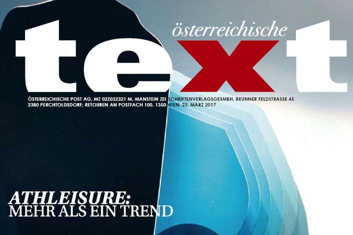Header-Image der Österreichischen Textil Zeitung