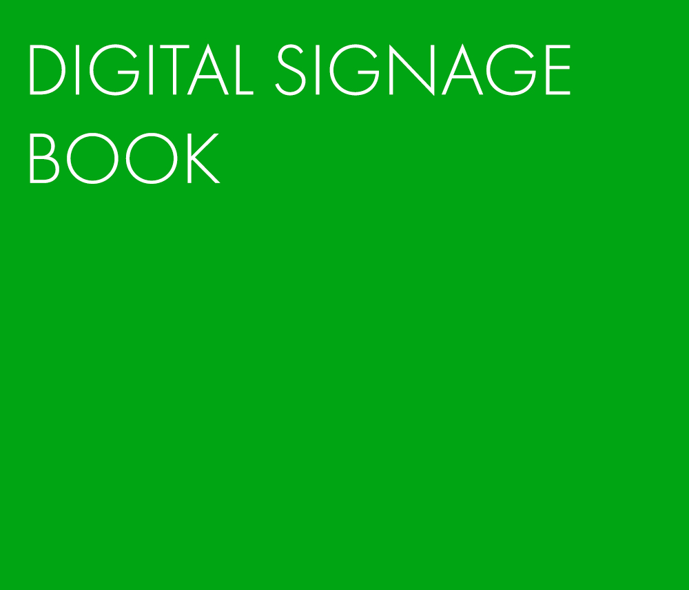 Digital Signage Book