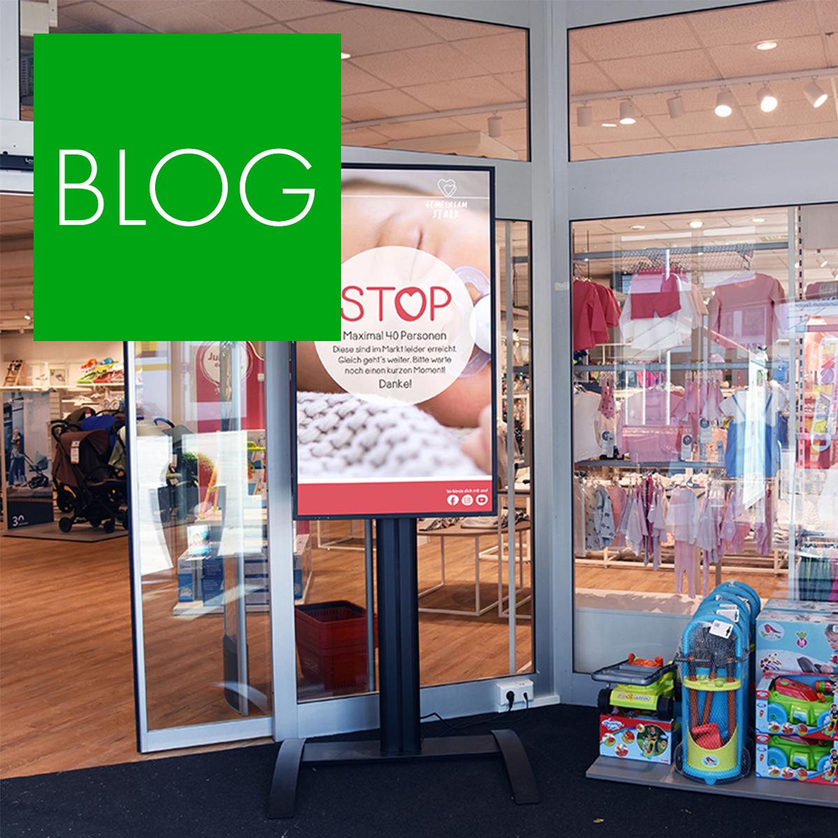 Blogpost: Kundenampel bei BabyOne
