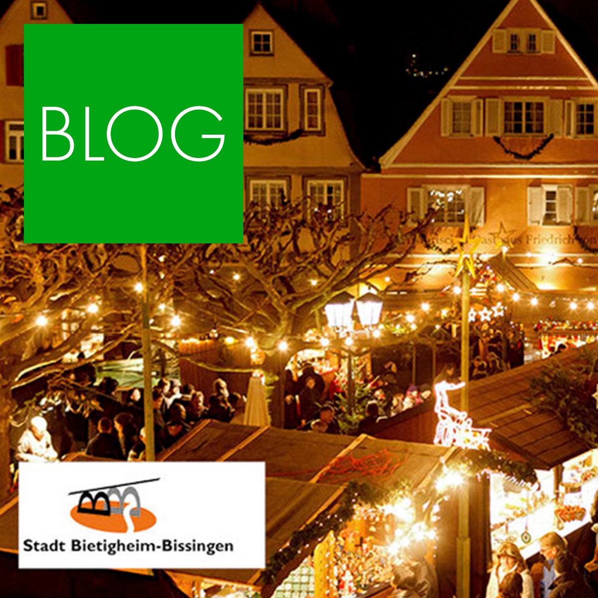 Blogpost: Weihnachtsaktion der Stadt Bietigheim-Bissingen