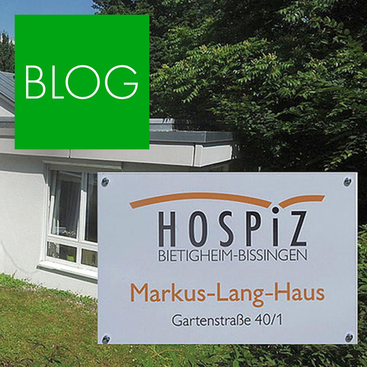 Blogpost: Unser Engagement im Hospiz Bietigheim-Bissingen