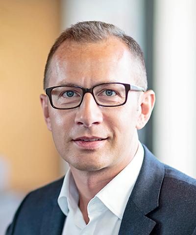 Dirk Frintrop, Vorstand Bütema AG