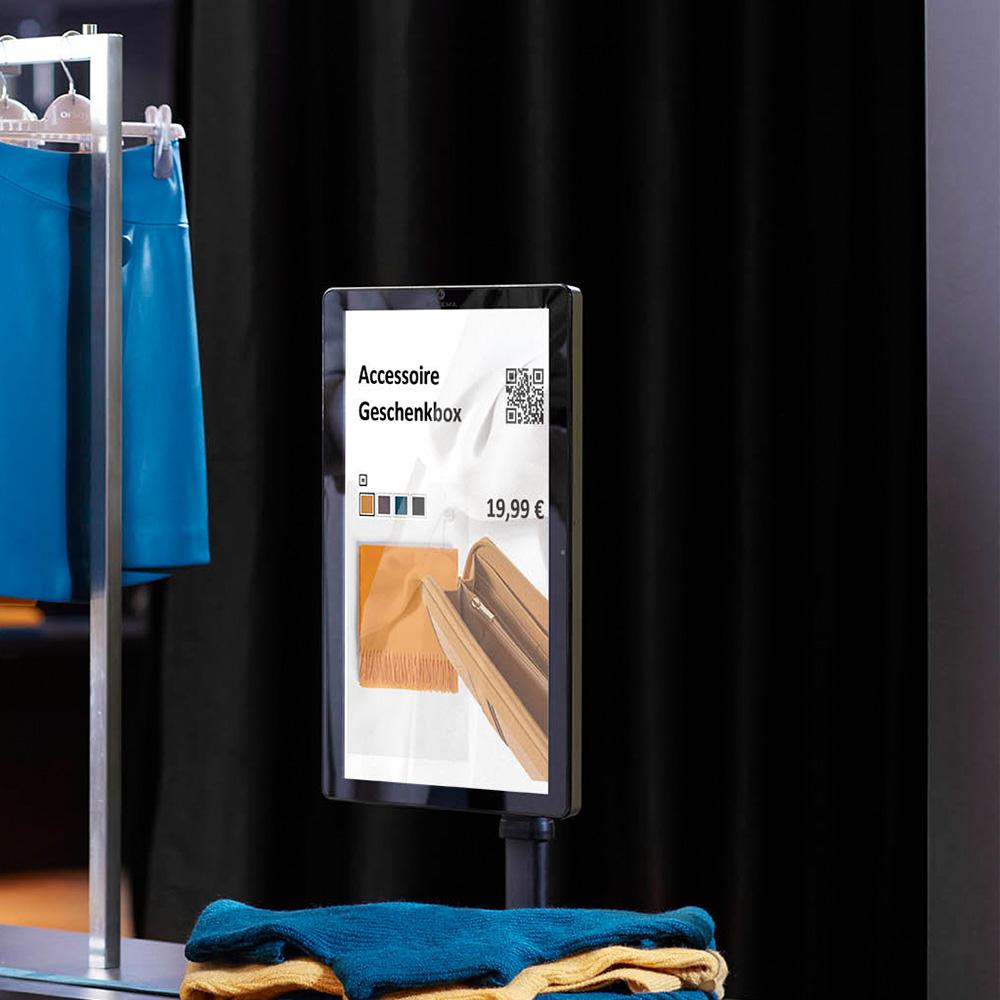 Digital Counter Card mit Produkttemplate